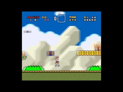 Super Mario World - Yoshi Island 3 Speedrun - User video
