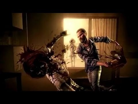 The Walking Dead Video Game Trailer