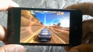 Top 10 Best HD Games (Free) for iPhone  2013