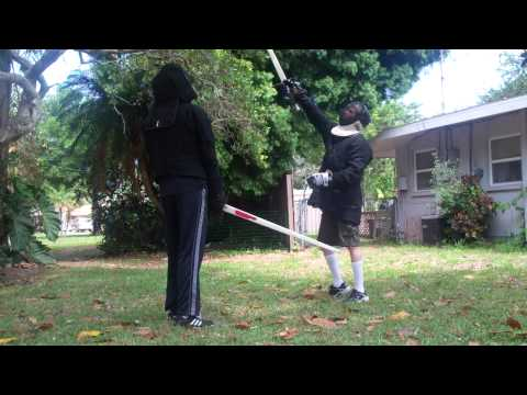 John K. and Ben F. Penti Longsword