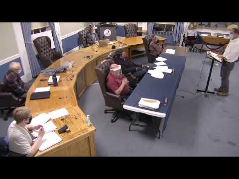 City of Plattsburgh Meeting  10-22-20