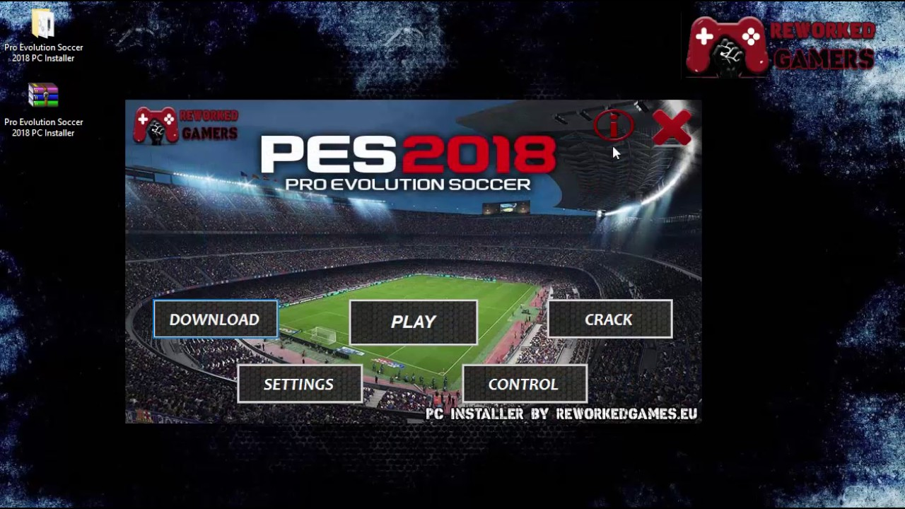 pes 2018 download full crack