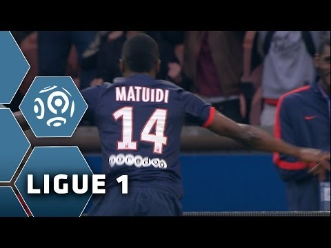 But Blaise MATUIDI (89') - Paris Saint-Germain-Evian TG FC (1-0) - 23/04/14 - (PSG-ETG)