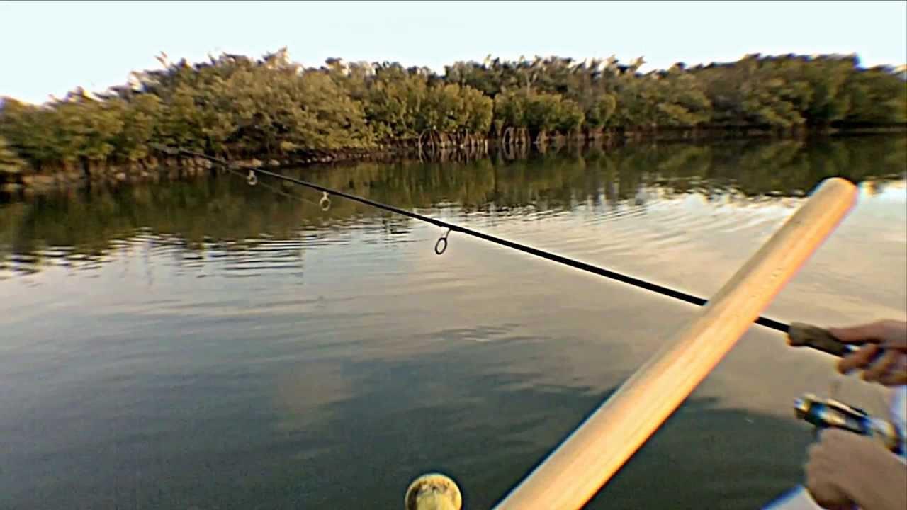 Jetski red fishing the indian river in florida youtube for Indian river florida fishing