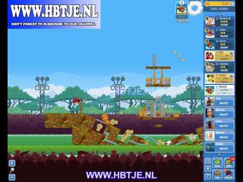 Angry Birds Friends Tournament Level 6 Week 118 (tournament 6) no power-ups