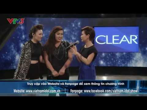 Vietnam Idol 2013 - Tập 15 - Bí mật - Minh Thuỳ ft Nhật Thuỷ
