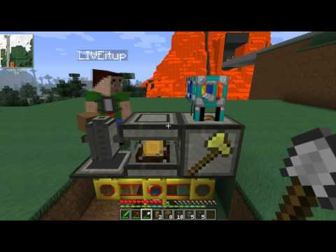 "Minecraft Episode 14 ""Forestry - Rubber Tree Farm"""