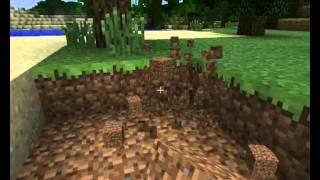 Minecraft Como Hacer Una Casa De Tierra