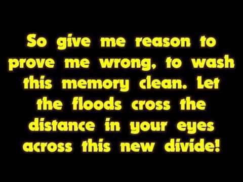 """Linkin' Park - """"New Divide"""" lyrics"""