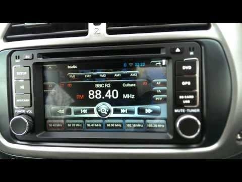 Android 4.2.2 car head unit part1 of 2