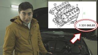 Почему двигатель V10 S85B50 самый ДОРОГОЙ за всю историю BMW? Жорик Ревазов.