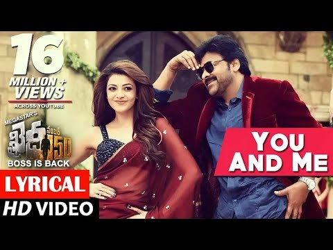Khaidi-No-150-Movie-You-and-Me-Song