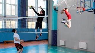 Egor Pupynin - Monster of the Vertical Jump