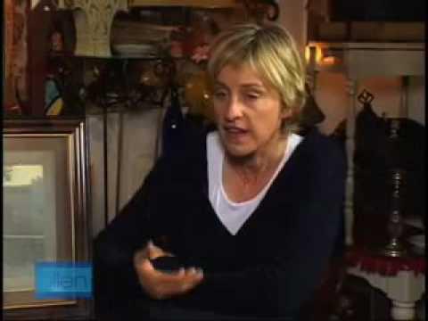 Ellen goes antiquing with Stuart Whitehurst from