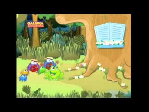 Video infantil - Galinha Pintadinha - Sapo Cururu & Coelhinho da Páscoa