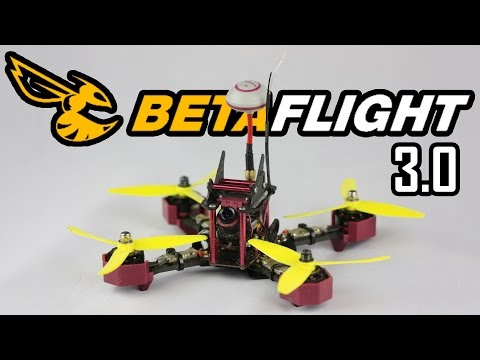 P200 - Betaflight 3 PIDs, RC Rate and Triblades