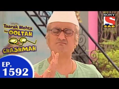 Taarak Mehta Ka Ooltah Chashmah - तारक मेहता - Episode 1592 - 23rd January 2015