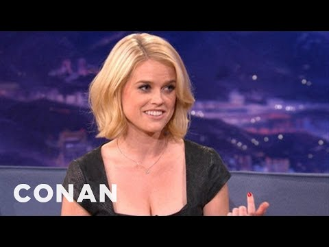 Alice Eve american accent