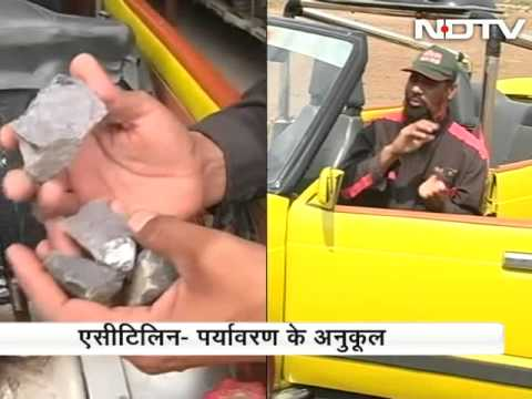 Mechanic from MP designs clean-fuel car