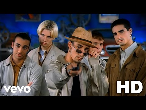 Клипы Backstreet Boys - As Long As You Love Me смотреть клипы
