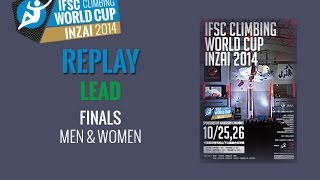 The 2014 IFSC <b>World Cup</b> October Asian Tour had its third and final stop with a Lead <b>World Cup</b> in Inzai, Japan, October 25-26,...</div><div class=