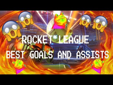ROCKET LEAGUE BEST GOALS AND ASSISTS!!!🔥🔥🔥 - Clips Montager