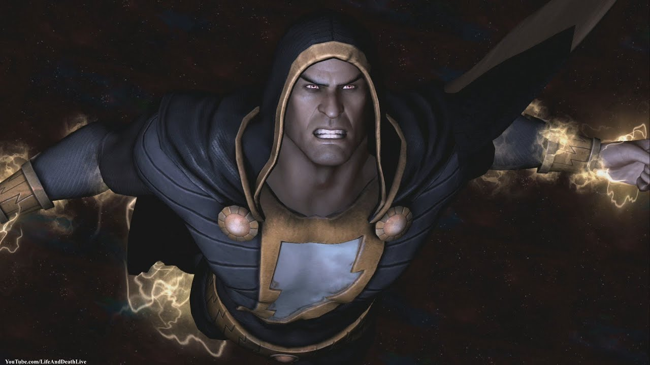 Injustice: Gods Among Us - Black Adam New 52 Costume ...