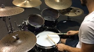 Developing Tom Movement On Drums thumbnail