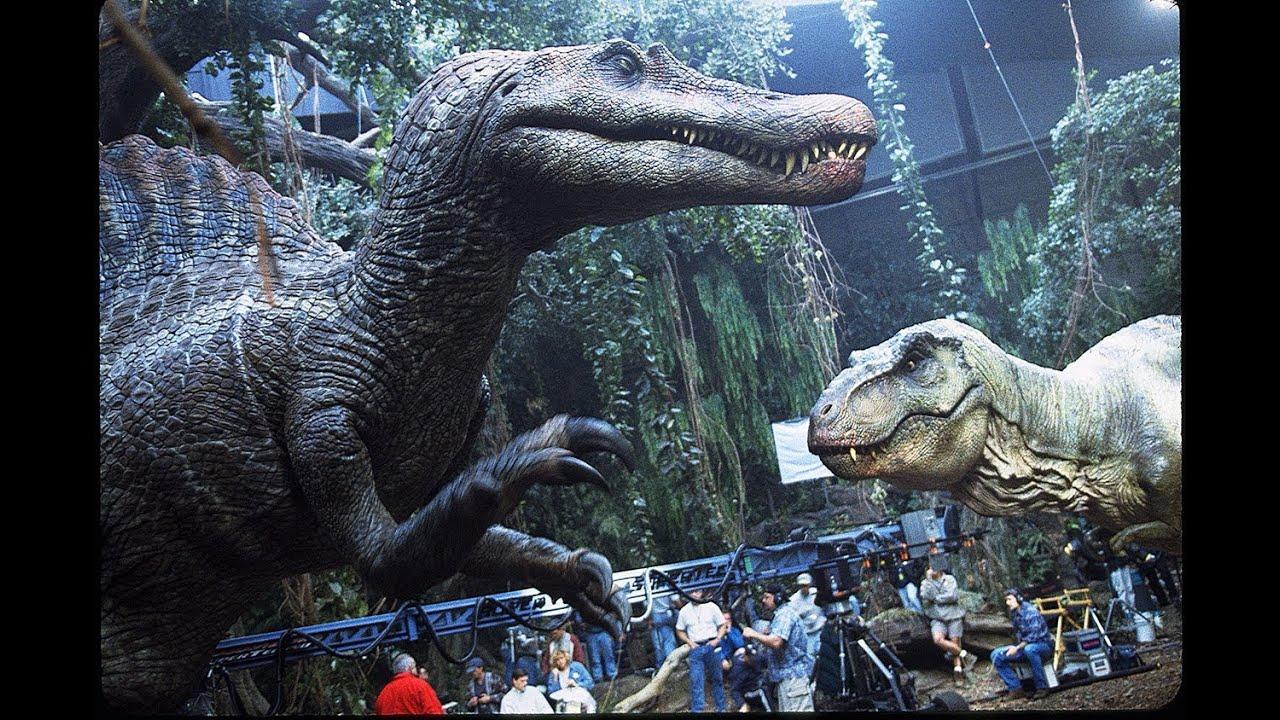 Jurassic Park Iii Building The Spinosaurus Part 2