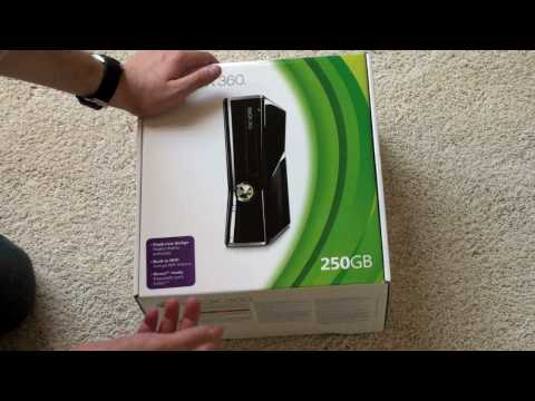 Xbox 360 Slim Unboxing, Xbox 360 Slim Vs. Xbox 360 Fat: http://cuthut.com/keK TechnoBuffalo: http://www.technobuffalo.com Follow me on twitter: http://cuthut.com/0 InsideJonsMind: h...
