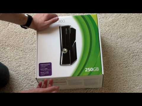 Xbox 360 Slim Unboxing, Xbox 360 Slim Vs. Xbox 360 Fat: http://cuthut.com/keK TechnoBuffalo: http://www.technobuffalo.com Follow me on twitter: http://cuthut.com/0 InsideJonsMind: h...
