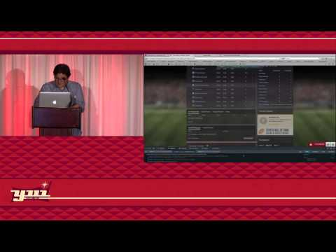 Mark Kawakami:  Touch Football: Rebuilding Yahoo Fantasy Sports for the Modern Web
