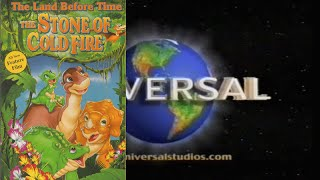 Opening To The Land Before Time VII 2000 VHS (Australia