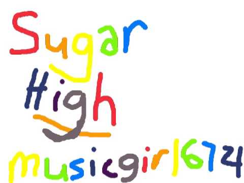 Rytmik: Sugar High by musicgirl674