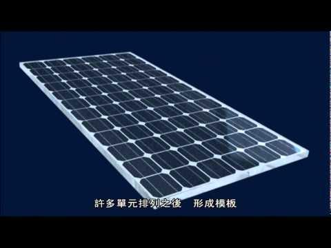 太陽能板的原理- 從從 唐從聖配音 The working principle of solar panel
