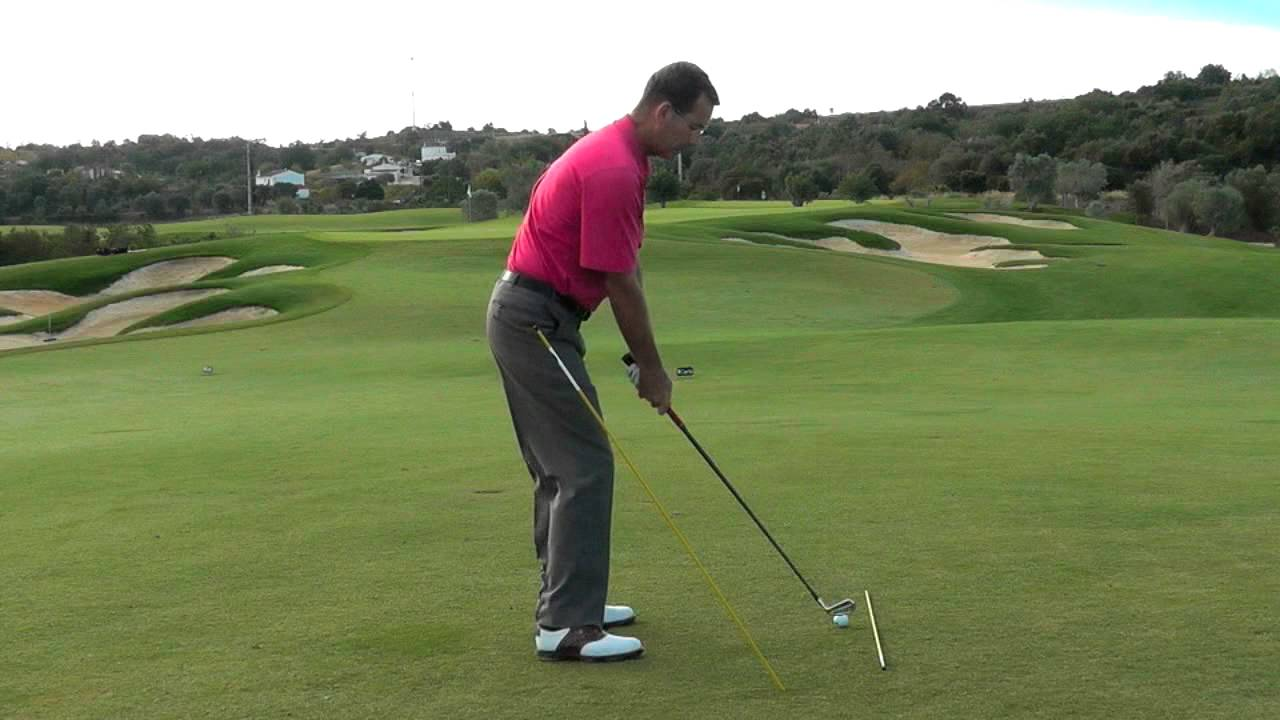 Why It's the Best Golf Swing to Learn - YouTube