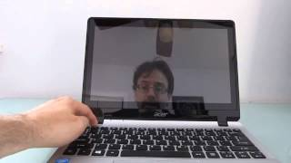 Acer Aspire V11 Touch Fanless Notebook Review