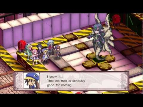 Disgaea 4 DLC (US) - The Fuka & Desco show - End
