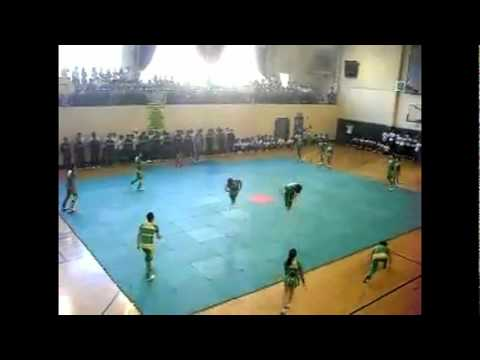 FEU cheering squad- UAAP CDC 2010 teaser