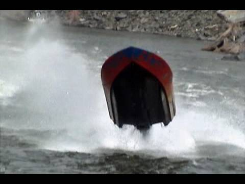 Whitewater Racing Madness Highlight Video