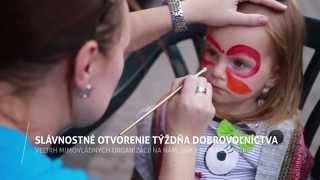 FOTO: Na Radnici oceňovali dobrovoľníkov a dobrovoľníčky Srdce na dlani 2016