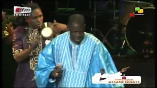 Anniversaire Assane Ndiaye au Grand Théâtre
