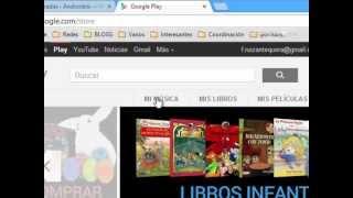 Cómo Utilizar La Tienda De Aplicaciones Android, (Google