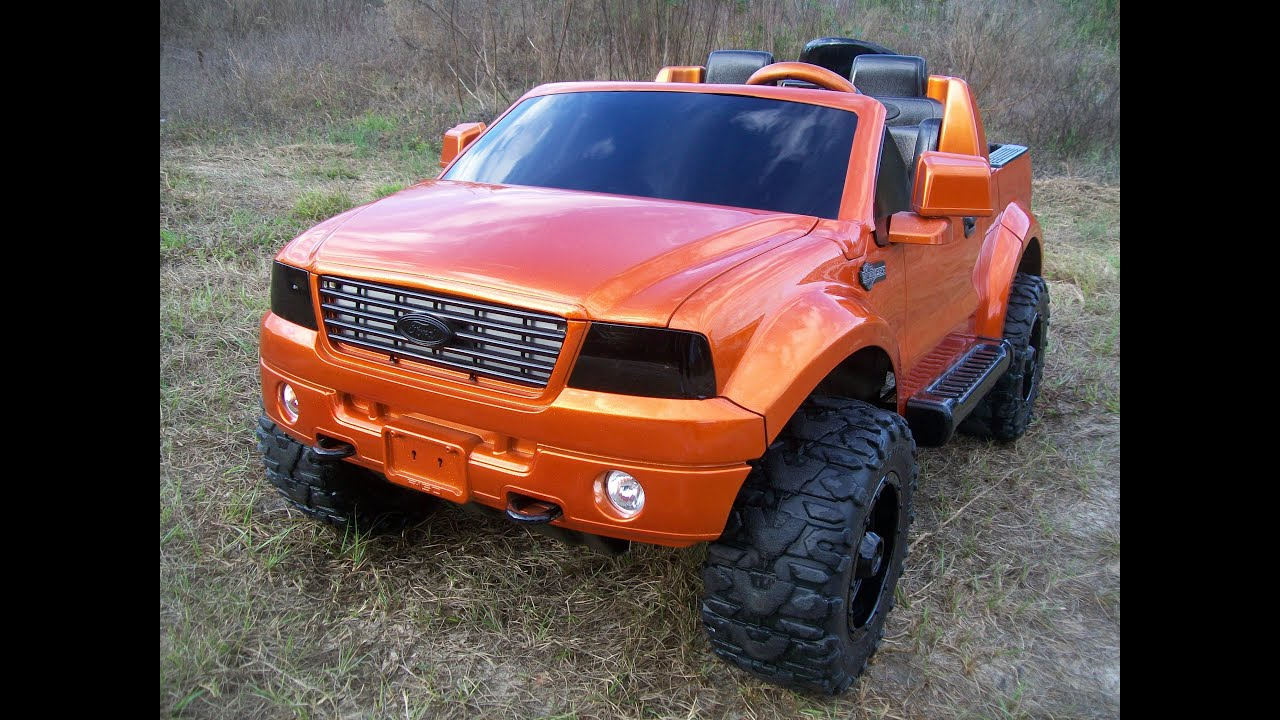 power wheels ford f 150 svt raptor autos weblog. Cars Review. Best American Auto & Cars Review