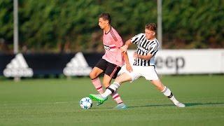 06/08/2015 - Amichevole Primavera vs Seconda Squadra Juventus - Intra-squad friendly