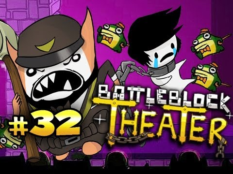 CAN BE SAVED! - Battleblock Theater w/Nova & Immortal Ep.32