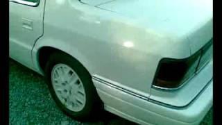 Chrysler Saratoga V6 1993