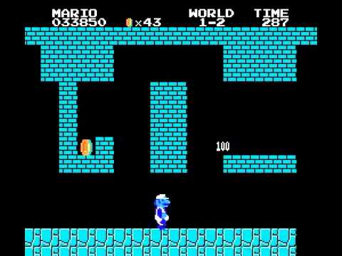 Adventures of Ice Mario - Adventures of Ice Mario World 1 (NES) - User video