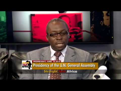 Straight Talk Africa Guest Kenneth Mwenda on Newly Elected UNGA President Controversy