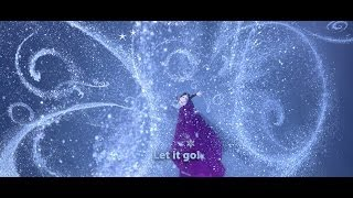 "Disney's Frozen ""Let It Go"" Sing-Along Version"